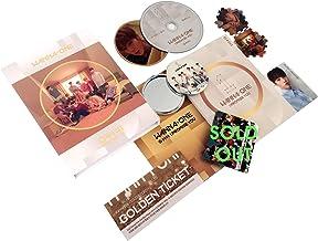 WANNA ONE 2nd Mini Album - I Promise You [ DAY Ver. ] CD + Photobook + Tazo + Photocard + Mirror Card + FREE GIFT / K-Pop Sealed.