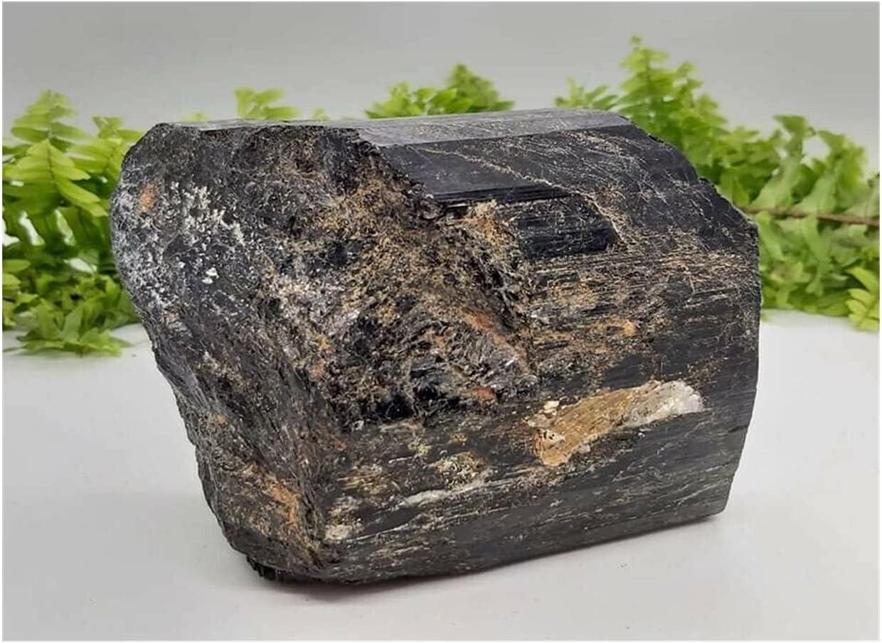 GOSOU 1000g-1500g Huge Natural Piece Protec of Tourmaline Black Finally Spring new work popular brand