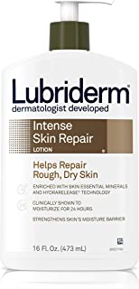 Lubriderm Intense Skin Repair Body Lotion, 16 Ounce