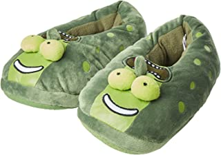 Rick and Morty Pickle Rick Men's Slippers