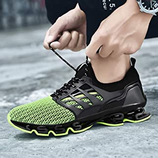 SKLT Cushion Running Shoes for Women Men Outdoor Sport Shoes Summer Breathable Leisure Jogging Shoes Lover Sneakers
