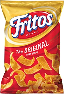 Fritos Party Size Original, 128 Ounce (Pack of 8)