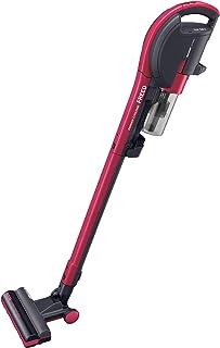 シャープ コードレスサイクロン掃除機 POWER CYCLONE FREED レッド EC-SX320-R