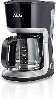 AEG KF3300 Cafetera Serie 3 de 12 Tazas, Jarra de Cristal
