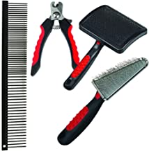 Paw Brothers Basic Grooming Tool Set