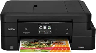 Brother Inkjet Printer, MFC-J985DW, Duplex Printing, Wireless Connectivity, Cost-Effective Color Printer, Business Capable...