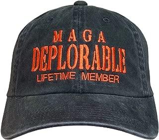 Deplorable Lifetime Member - You Can Leave Trump 2020 Hat