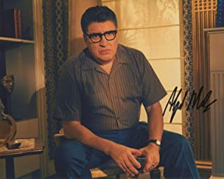 Alfred Molina Signed Autograph Feud Robert Aldrich 10x8 Photo With COA PJ