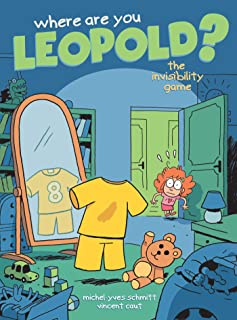 Where Are You Leopold? 1: The Invisibility Game (1)