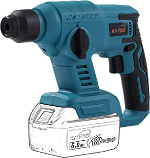 KATSU FIT-BAT 21V Cordless SDS Rotary Hammer Drill 22mm Without Batteries (Body Only)