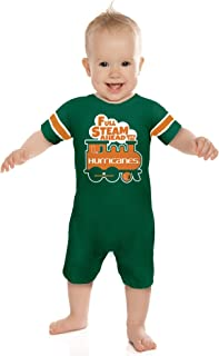 Cheekie Peach Infant Boys Short Sleeve Onesie