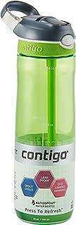 Contigo 50965 Ashland Autospout Water Bottle, Citron, Green