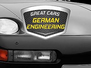Great Cars: German Engineering