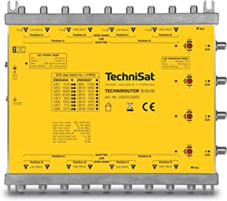 Technisat Technirouter 9 4x16 Elektronik