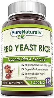 RED Yeast Rice 1200mg 120 CAPS