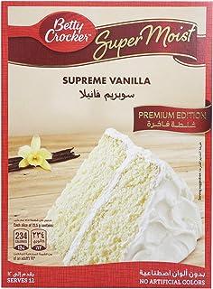 Betty Crocker Supreme Vanilla, 510 gm