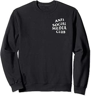 The Anti Social Media Club Sweater