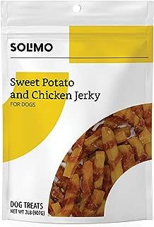 sweet potato dog chewz