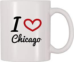4 All Times I Love Chicago Coffee Mug (11 oz)