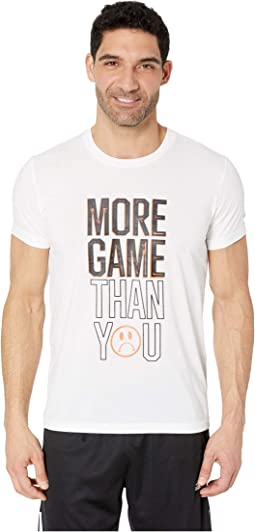 More Game Than Graphic Tee