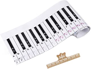 BENBO 88 Key Keyboard Piano Finger Simulation Practice Guide