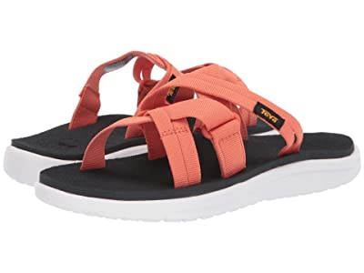 Teva Voya Slide (Flamingo) Women
