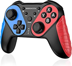 $28 Get Wireless Controller for Nintendo Switch,Switch Remote Pro Controller with Turbo Function,Motion Control Pro Switch Game Controller for Nintendo Switch Games with Vibration