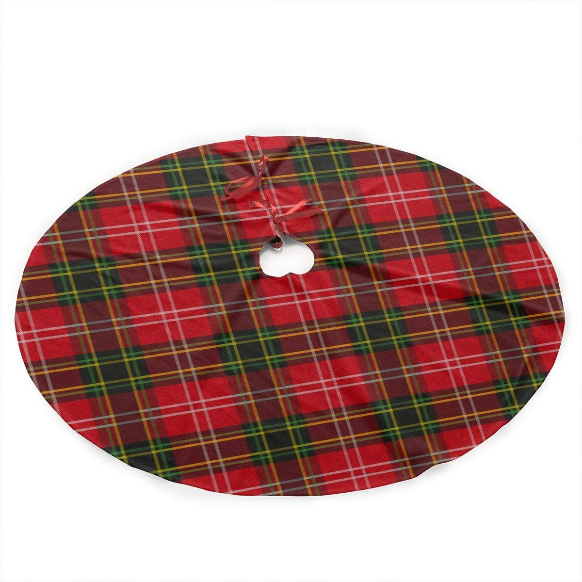 Choice NGFF Traditional Special Campaign Red Green Skir Christmas Plaid Tree
