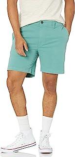 Goodthreads Hombre Pantalón corto chino con tiro de 18 cm