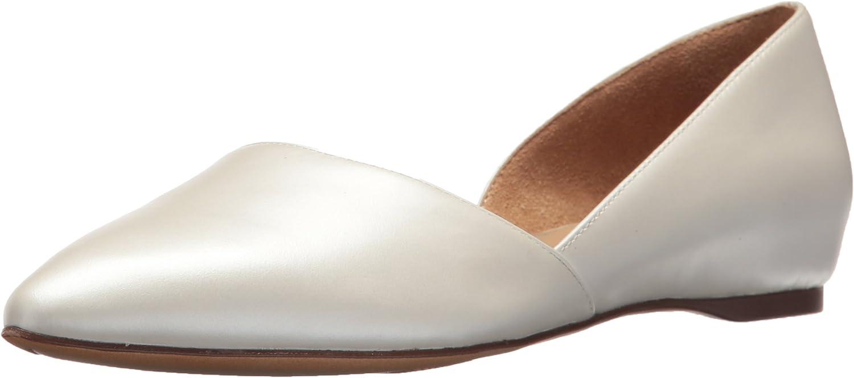 Naturalizer Woherren Samantha Pump, Weiß Weiß Pearl, 4 Medium US  klassische Mode