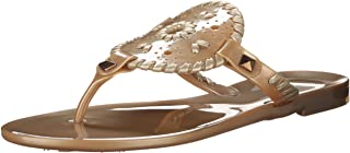 Jack Rogers Women's Georgica Jelly Thong Sandal