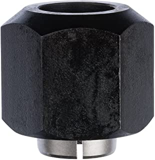 Bosch 2608570107 Routers Collet Set, 12mm, Black/Silver