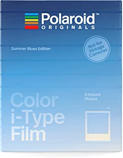 Polaroid Originals Color Film for I-Type - Summer Blues Limited Edition (4927)