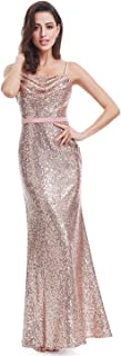 rose gold dresses juniors