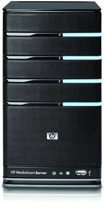 Comment installer FreeNAS sur HP EX495 MediaSmart Server