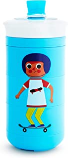 Munchkin 051947 - Twisty mix and match - vaso de personaje, azul, unisex