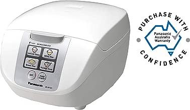Panasonic SR-DF101WST Rice Cooker, White, SR-DF101WST