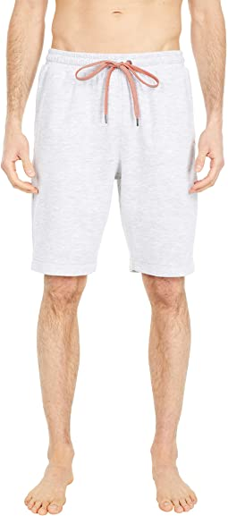 Double Knit Jacquard Interlock Jam Shorts