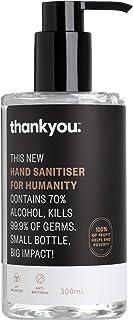 Thankyou Thankyou Hand Sanitiser for Humanity 300ml, 300 ml