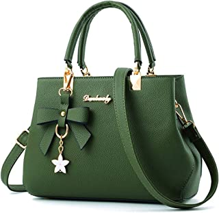 Womens Handbag Tote Shoulder Purse Leather Crossbody Bag