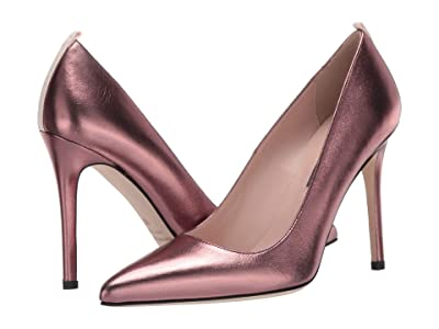 SJP by Sarah Jessica Parker Fawn 100mm (Melanzana Metallic) Women