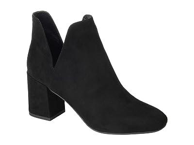 Journee Collection Comfort Foam Gwenn Bootie (Black) Women
