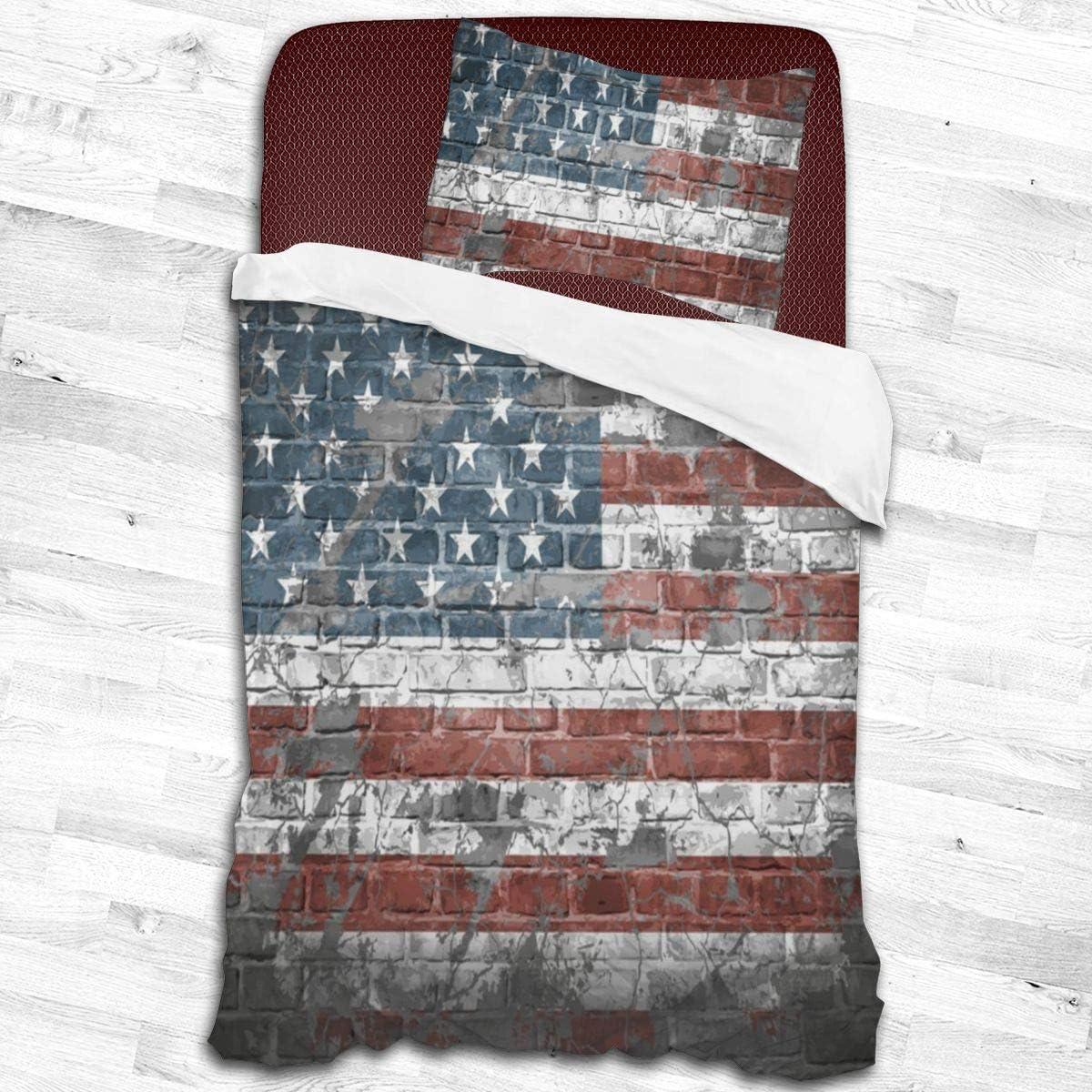 Baliboon Bed Sheet Set Old American Phoenix Mall Bedding Flag 3D Wall Sheets Sale