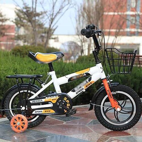 marca famosa Bicicletas Duo Niño con Canasta, 14, 16 o 20 20 20 Pulgadas con Ruedas de Entrenamiento, Regalos para Niños, Niños  Envíos y devoluciones gratis.