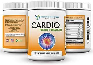 Cardio Heart Health Powder � L-Arginine Supplement 5000mg & L-Citrulline 1000mg,16.82 oz