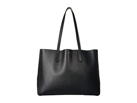 57a6e1d67a Tory Burch Perry Reversible Metallic Tote at Zappos.com