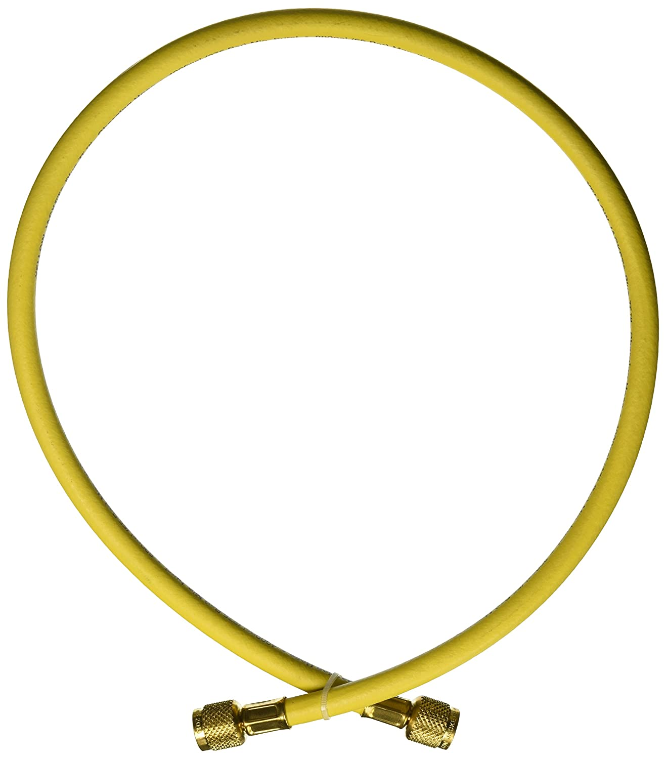 """Yellow Jacket 13036 Special 1/4"""" Original Charging Hoses, 1/4"""" Flare x 1/4"""" Flare, 36"""", Yellow/Red/Blue: Hydraulic Adapters: Industrial & Scientific"""