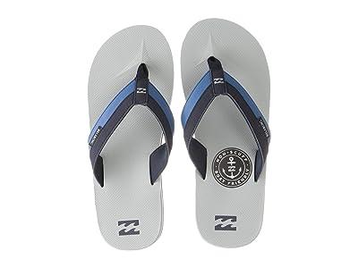Billabong All Day Impact Sandal (Light Grey) Men