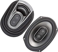 Polk Audio MM 6×9 Inch 3-Way Car Audio Boat Motorcycle Ultra Marine Speakers 6×9 (Pair)