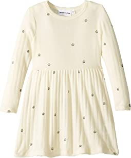 Peace Pointelle Wool Dress (Infant/Toddler/Little Kids/Big Kids)
